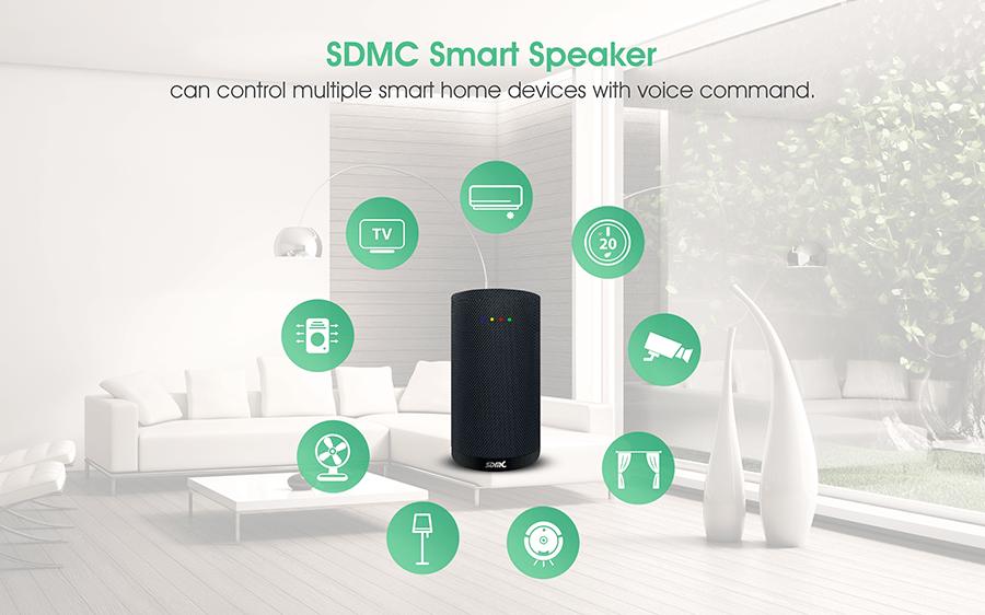 Android TV Smart Speaker