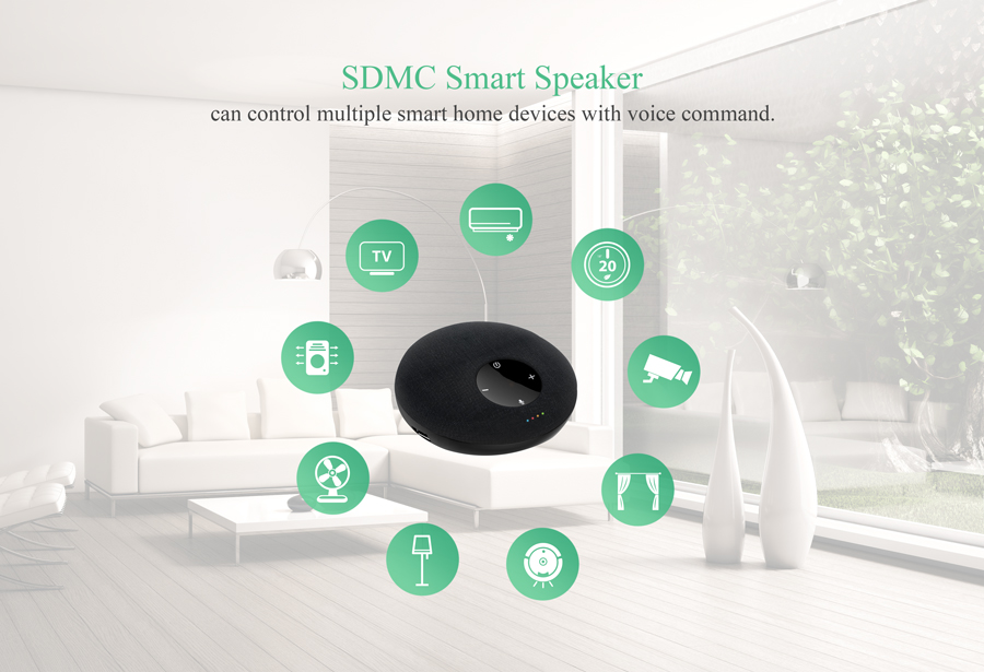 Android TV Box IoT Speaker