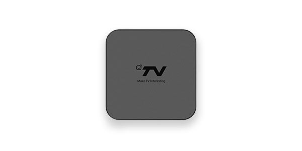 DV8038 Quad Core 2K Android OTT TV Box powered by Amlogic S805X