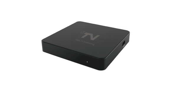 DV8236 4K Android TV 9.0 Pie Set-Top Box 2GB RAM 8GB ROM