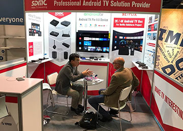 SDMC Showcased its Innovative Products at NAB Show 2019