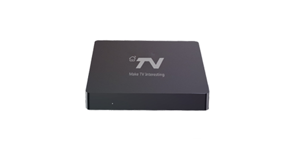DV8551 Amlogic S905X2 Android TV Streaming Box Bluetooth Voice Control