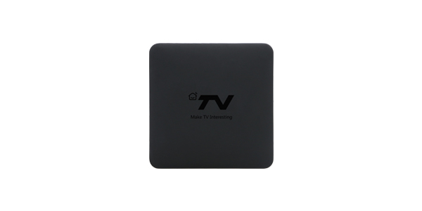 DV8235 Android OTT TV Box 4K HDR Ultra HD 2GB + 8GB