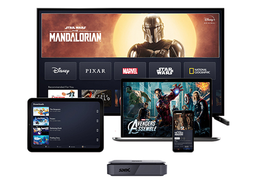 Disney Plus is now available on our Android TV Boxes