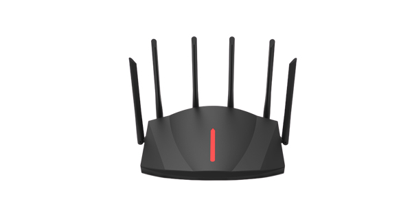 DR5400X Dual Band WIFI Router 802.11ax