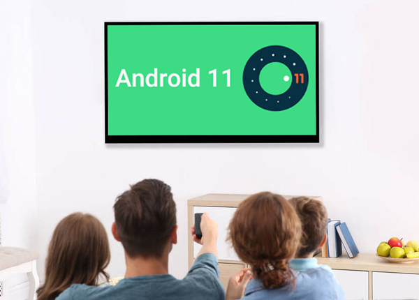 Android 11 on Android TV: new features you need to know