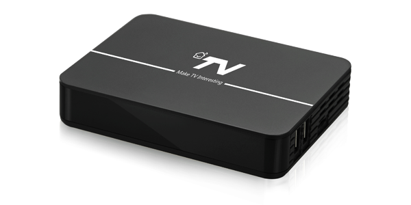 DV8604-TH Quad Core 4K UHD Hybrid DTMB TV Box High Definition