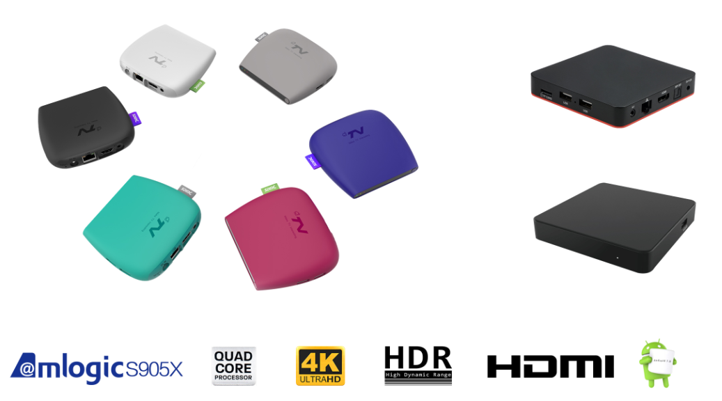 android ott tv box