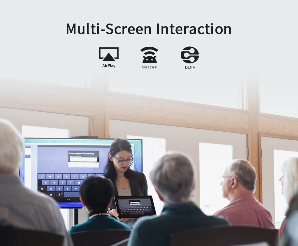 multi-screen interaction