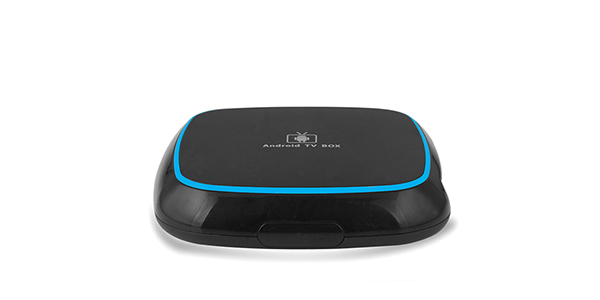 DV8721 4K HD Android OTT TV Box 4x CPU 4x GPU