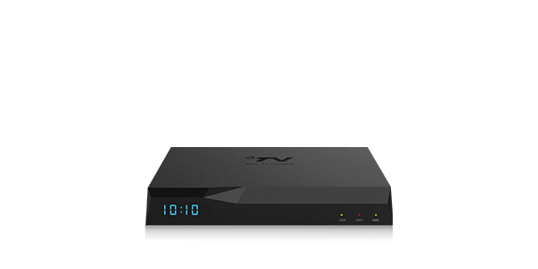 DV8330-T2 Quad-core 4K HD Android Hybrid Set-Top Box with DVB-T/T2 Standard
