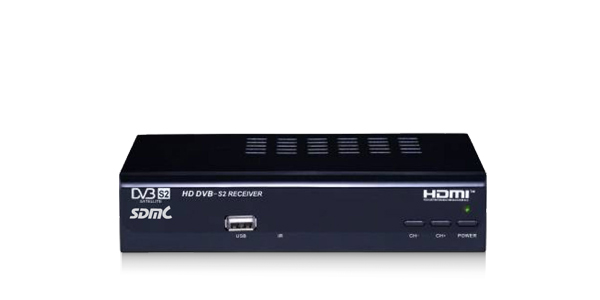 DV2101-S2 HD DVB-S2 Set-Top Box Support 7 Days EPG