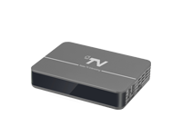 SDMC OTT + DVB-T2 set-top box comes with Beenius, HbbTV