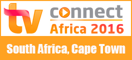 TV CONNECT AFRICA 2016